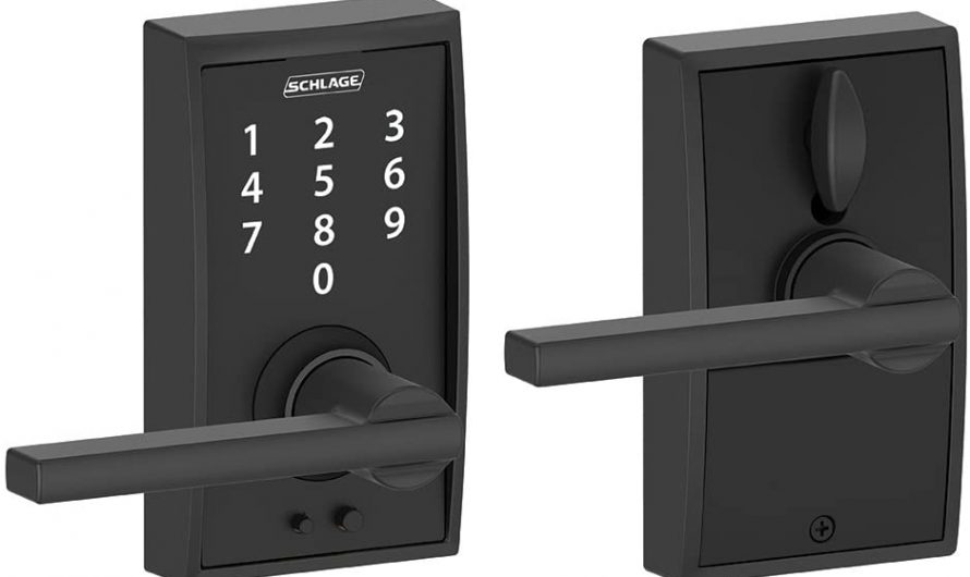 Best Schlage Locks (Touchscreen and Keypad Door Locks)