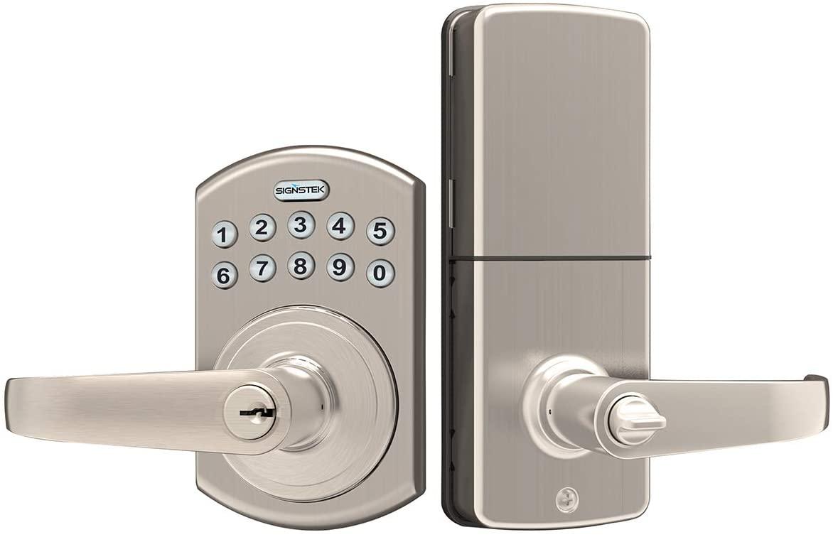 Number Pad Door Locks