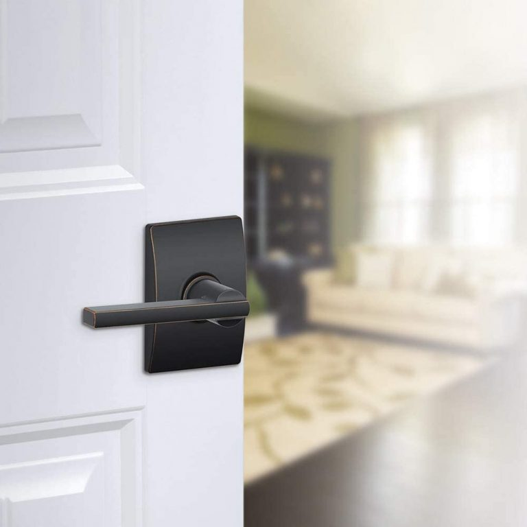Reliable Schlage F-Series Lever Locks