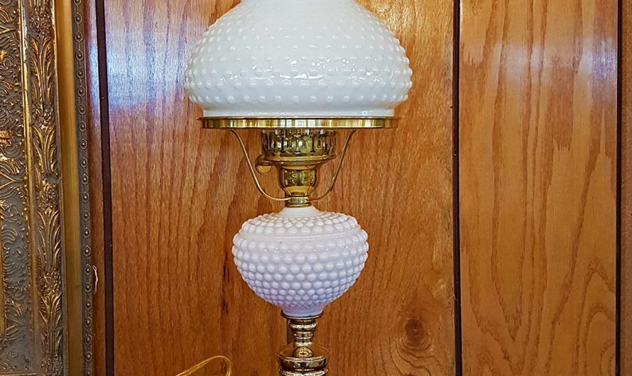 Recommended Antique Glass Lamp Shades