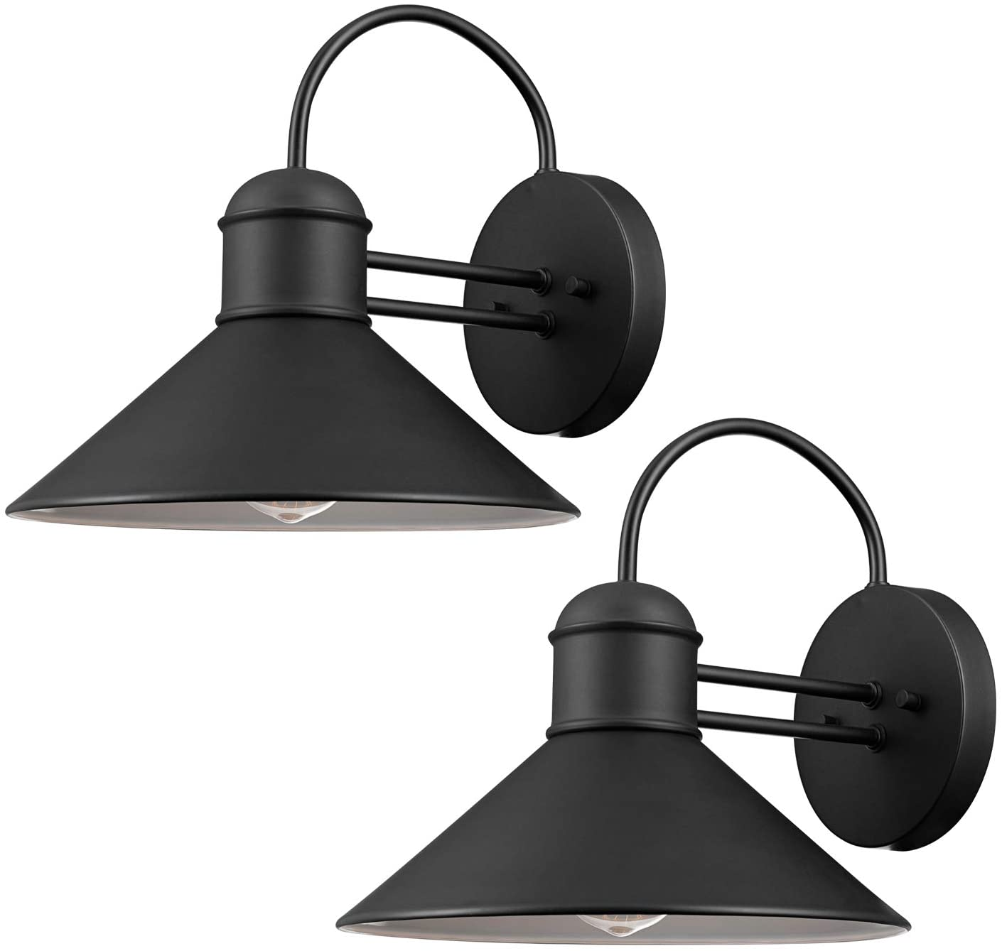 Wall light for exterior use