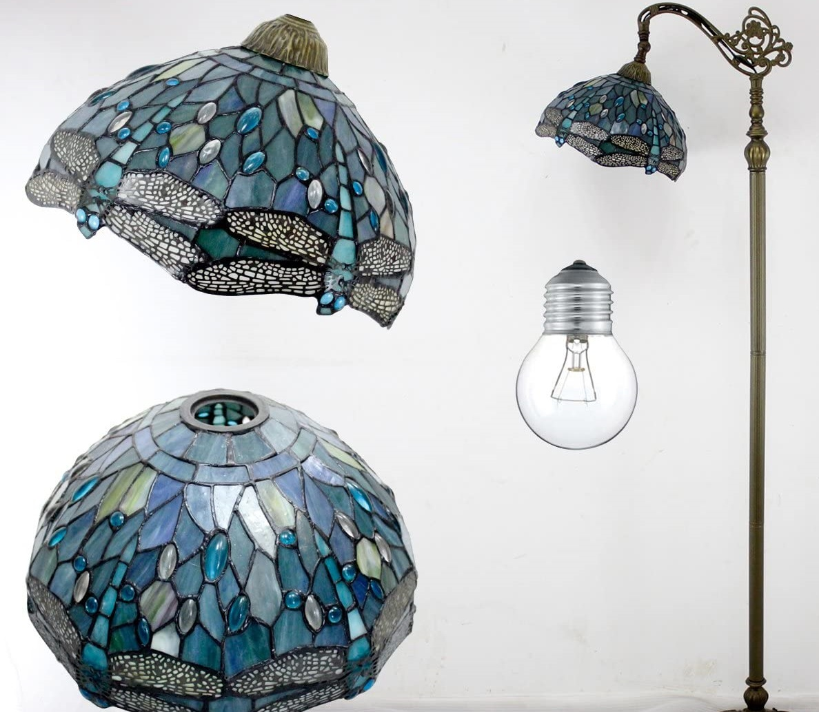 Tiffany Lamp Shade Replacement