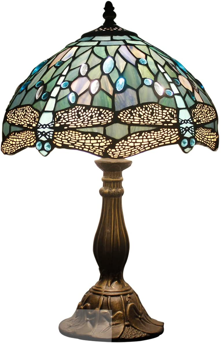 Tiffany Stained Glass Table Lamps