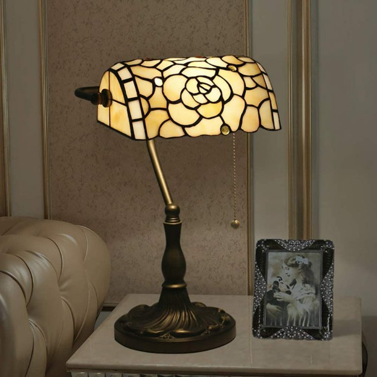 Tiffany Style Bankers Lamp — See the Best Styles