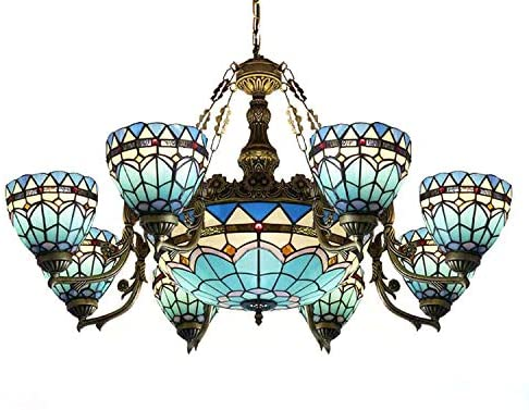 Vintage Chandelier Light Fixture