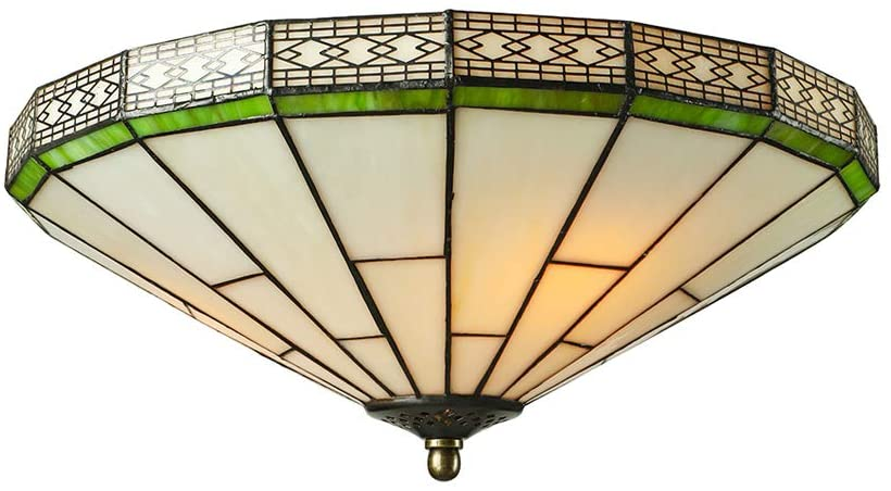 Flush mount ceiling light fixture