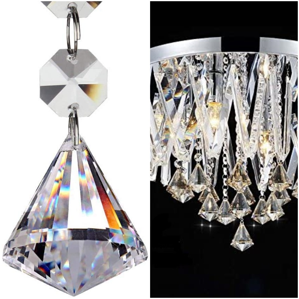 Replacement Crystals for Chandeliers