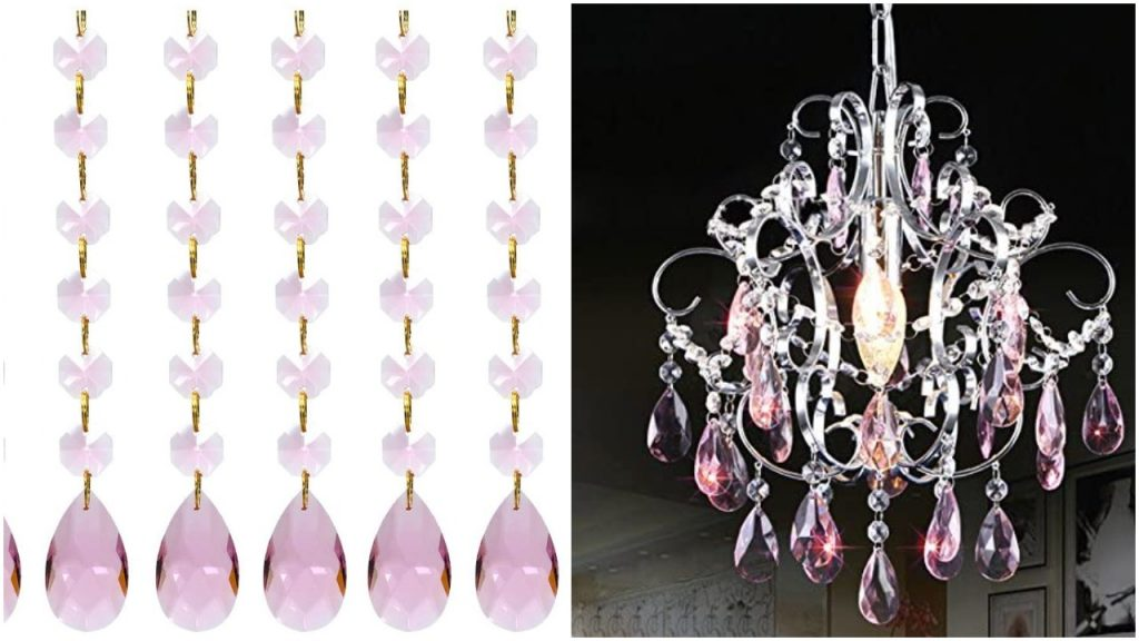 Crystals for Chandelier