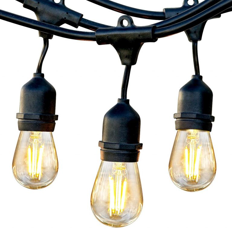 The 8 Best Commercial Outdoor String Lights