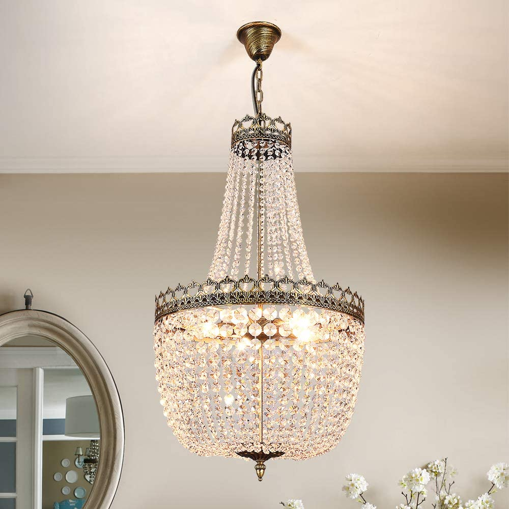 Are Crystal Chandeliers Outdated