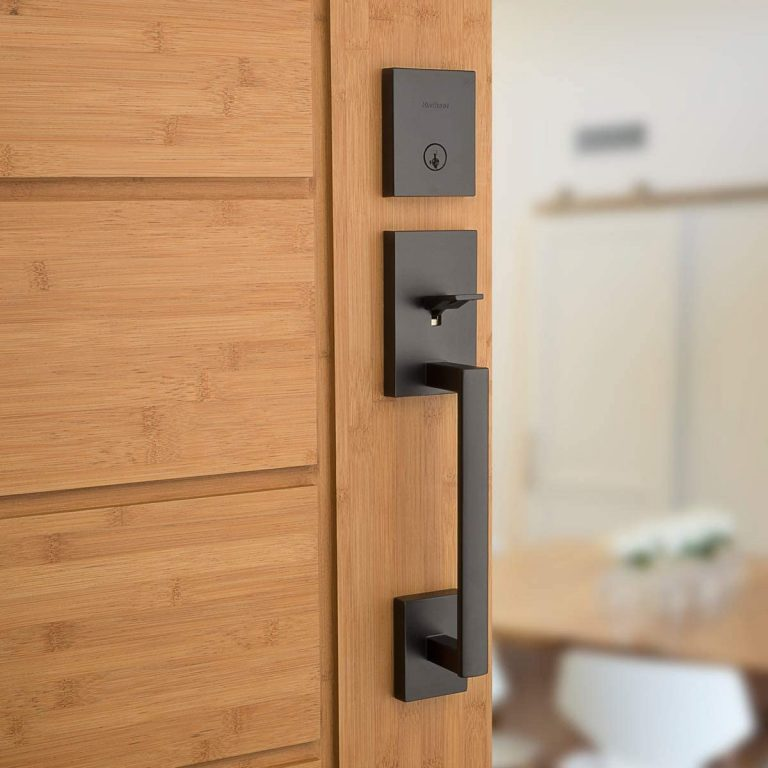 How Many Locks Should a Front Door Have?