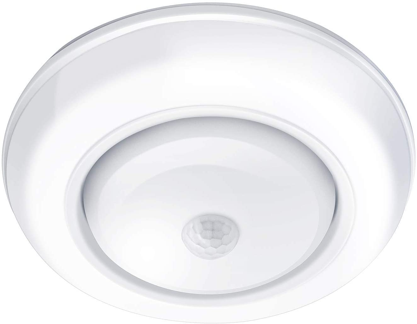 Ceiling light with photocell