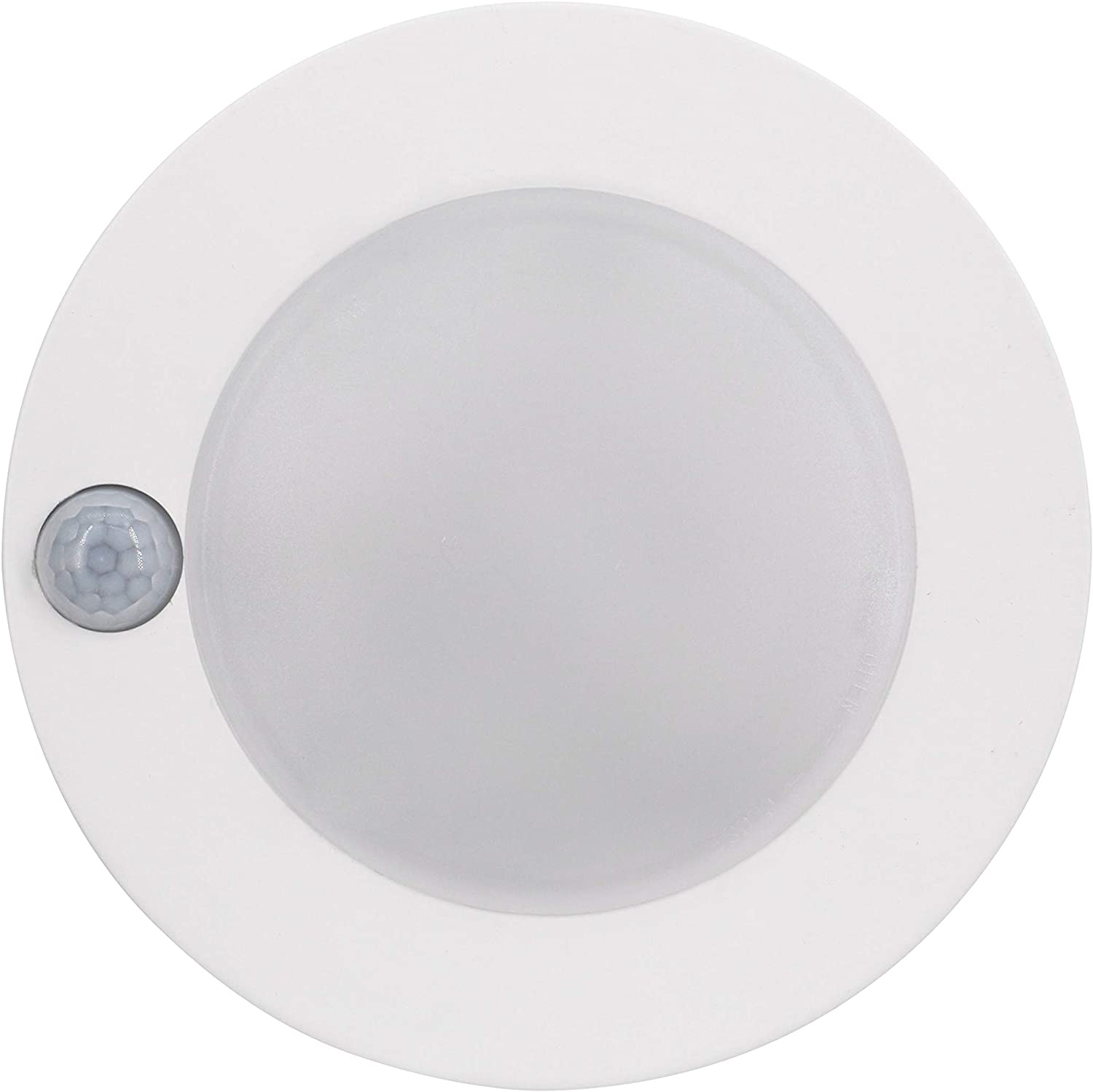 surface mount outdoor ceiling light with motion sensors