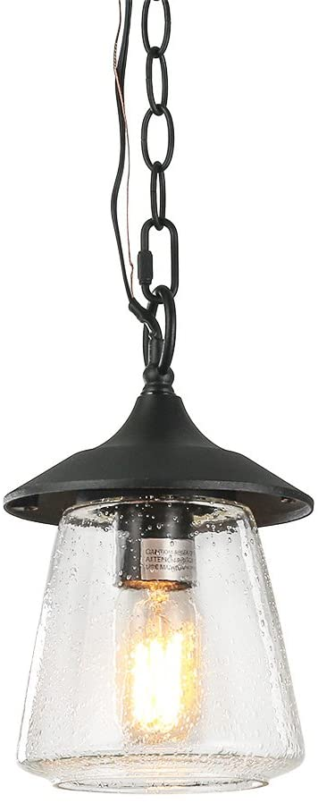 LED outdoor hanging porch light