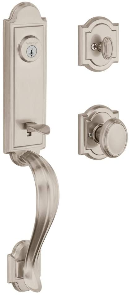 Front locks with bump proof features