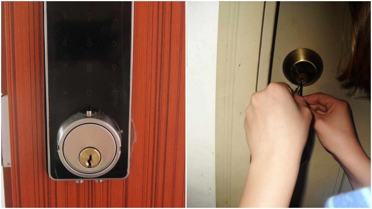 Can Smart Locks Be Picked