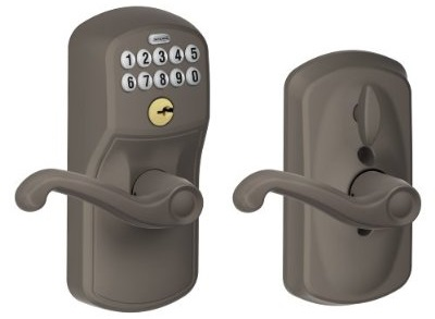 Changing User Codes on a Schlage Keypad Lock