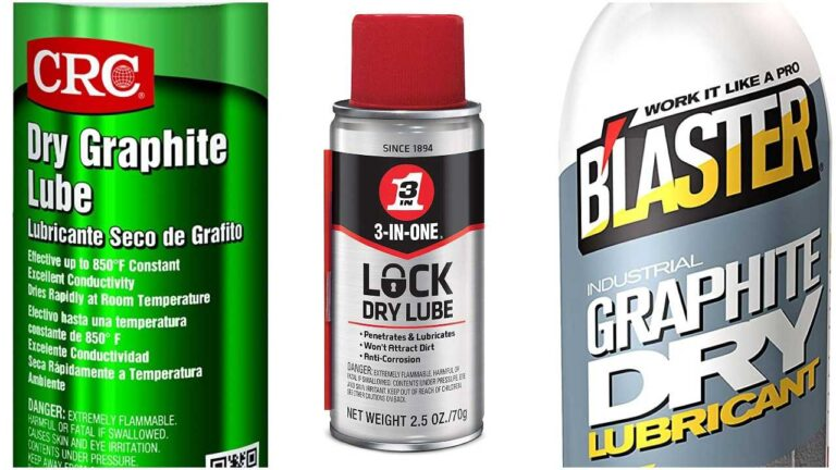 What is the Best Lubricant for Door Locks?