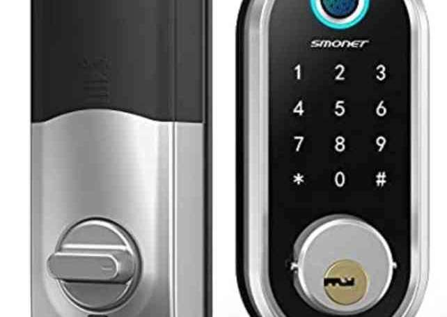 SMONET Smart Lock Review: How Secure is the Lock?