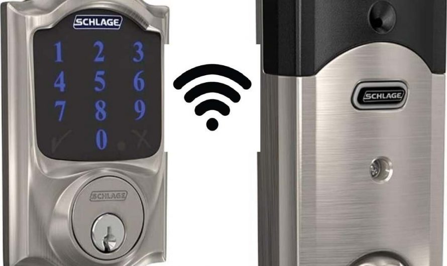 How to Connect Schlage Connect to Wi-Fi