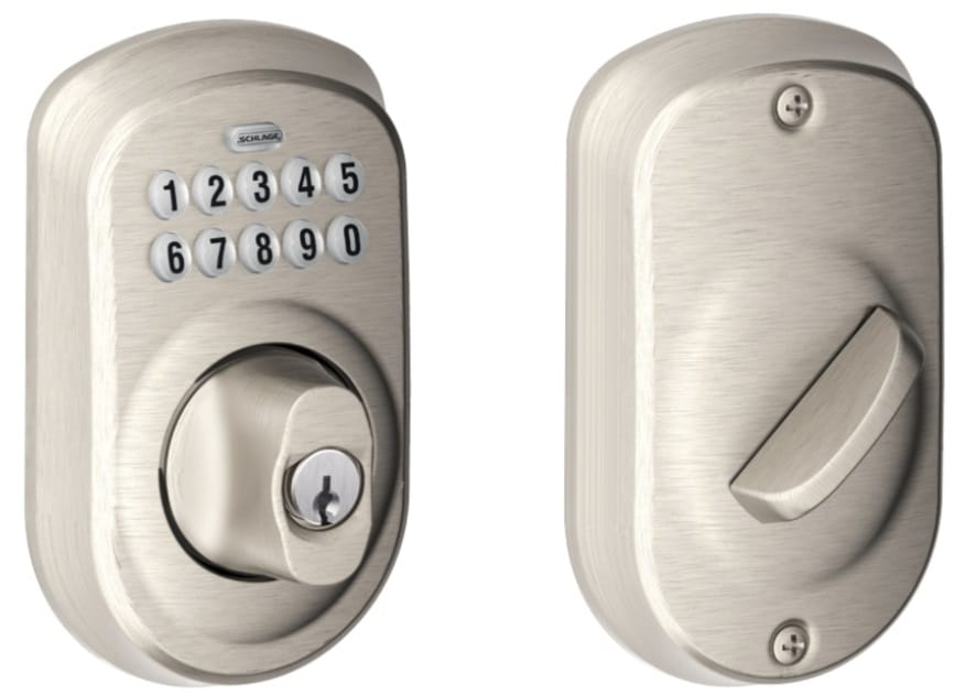Schlage Lock Not Working After Battery Change