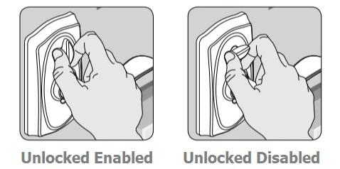 Schlage FE595 won't lock